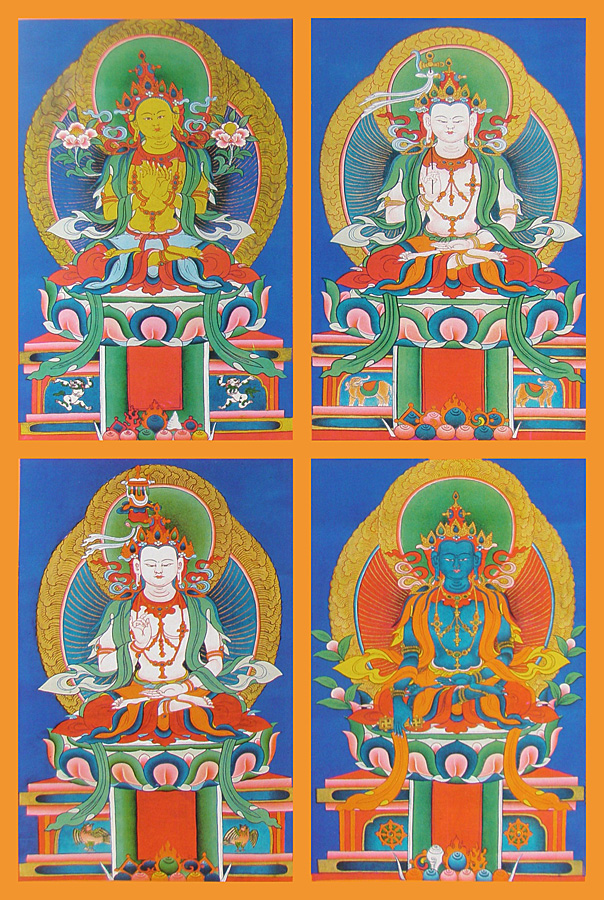 four_buddhas