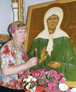 Молитва к матроне московской об удаче